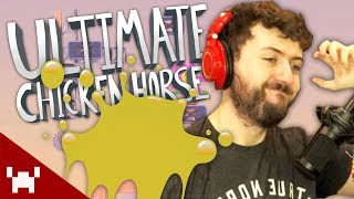 WHERE IS MY SAFE SPACE | Ultimate Chicken Horse w/ Ze, Chilled, Shubble, & Parker