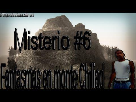 Misterios Del GTA San Andreas (No Mods) - 6# Fantasmas En Monte Chiliad