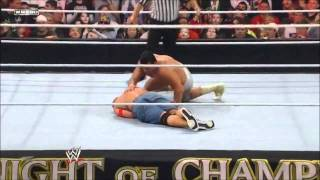The Top Ten Moves Of Alberto Del Rio