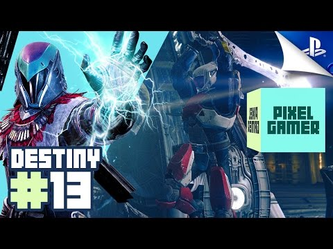 DESTINY - The Taken King | 13 Espada de Crota | Español | Guía - Gameplay | PS4