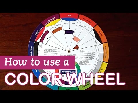 How to Use a Color Wheel | LittleArtTalks
