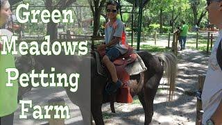 Green Meadows Petting Farm, Orlando, Florida 2016 (View in HD)