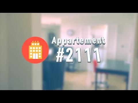 Appartement 2111 pour Pilotes -   Logement Temporaire pour personnel d'aviation
