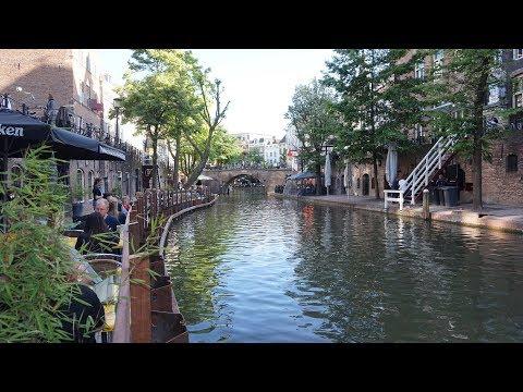 Utrecht, Netherlands in 4K (UHD)