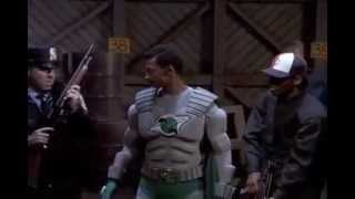 Meteor Man The peacemaker