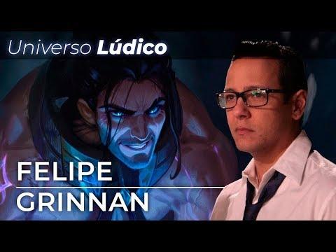 Entrevista com Sylas do League of Legends thumbnail