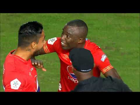 America vs Millonarios (Gol Medina)  Liga Aguila 2019-I | Fecha 17