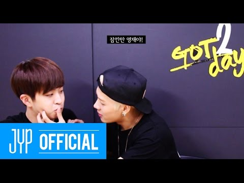 [GOT2DAY] #06 Jackson + Youngjae
