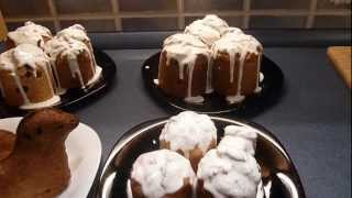 Kulich - Russian Easter Bread Recipe. (Кули́ч или пасха).