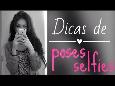 Dicas de poses para fotos no espelho e selfies // Como eu faço//  Michelle Garcia