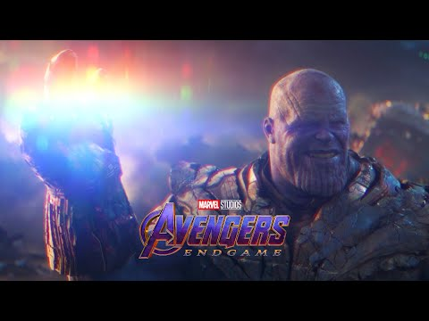 Avengers: Endgame | Thanos Snaps His Fingers