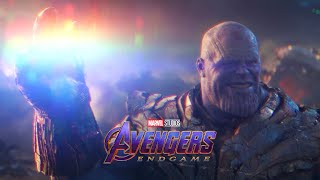 Avengers: Endgame | Thanos Snaps his Fingers