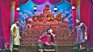 Jr NTR Jai Lava Kusa Trailer Review    Bobby    NTR    Kalyan Ram   
