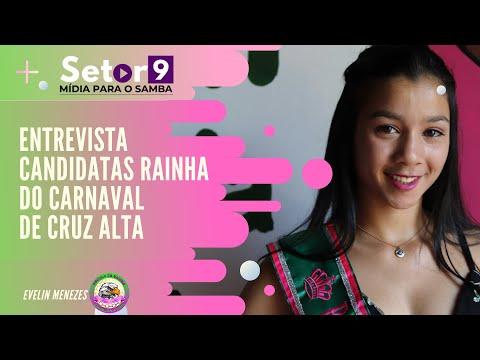 Candidata a Rainha do Carnaval de Cruz Alta 2020 - Gaviões da Ferrô