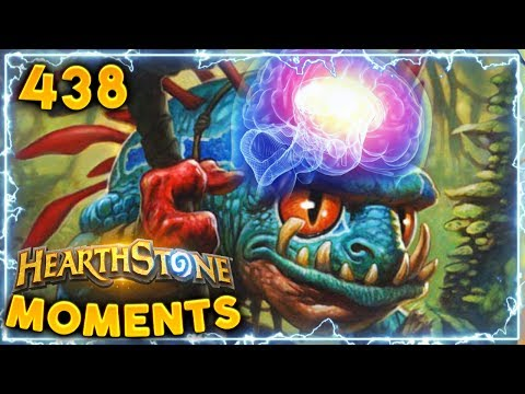 Minion has It's Own Mind.. | Hearthstone Daily Moments Ep. 438
