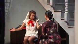 """Мюзикл """"Баллада о маленьком сердце"""" (сцена Юля и директор)"""