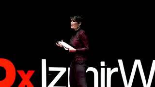 Çünkü Cinsel Tabular İkiyüzlüdür  Arzu Erkan Yüce  TEDxİzmirWomen