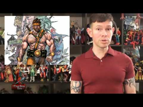Hercules 1 Marvel Comic Book Review