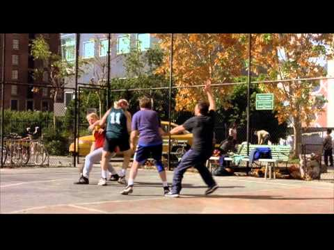 Along came Polly - Sandy Lyle/Philip Seymour Hoffman playing basketball