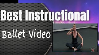 Instructional Ballet Videos Presented by Dance Teacher Web