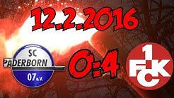 SC Paderborn 07 0:4  1. FC Kaiserslautern - 12.2.2016 - OH WIE IST DAS SCHÖN!