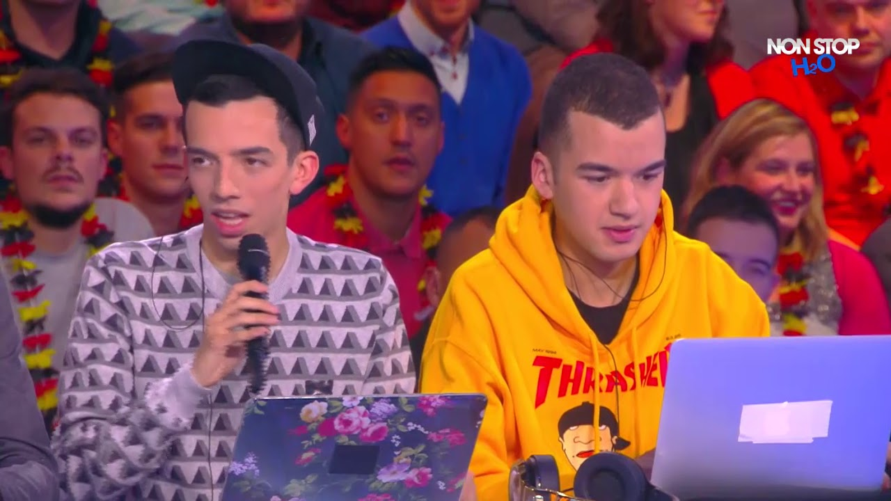 TPMP : Bigflo et Oli font un freestyle bluffant