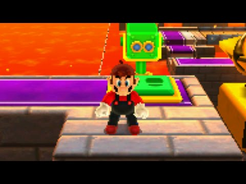 Super Mario 3D Land Texture/Music Hack