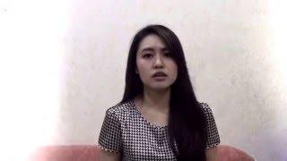 Cinta Sejati - OST. Habibie Ainun (COVER by Sisca Verina)