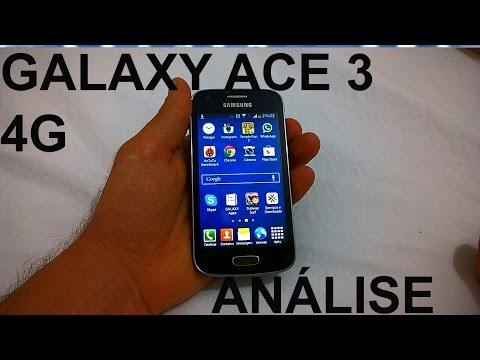 Samsung Galaxy Ace 3 4G - Análise do Aparelho [Review Brasil]