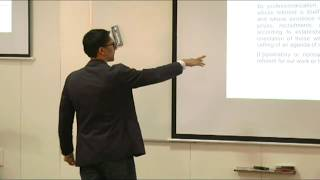 Political Theory, Decolonial and Comparative Political Theory: GIAN Lecture at IIT-Indore