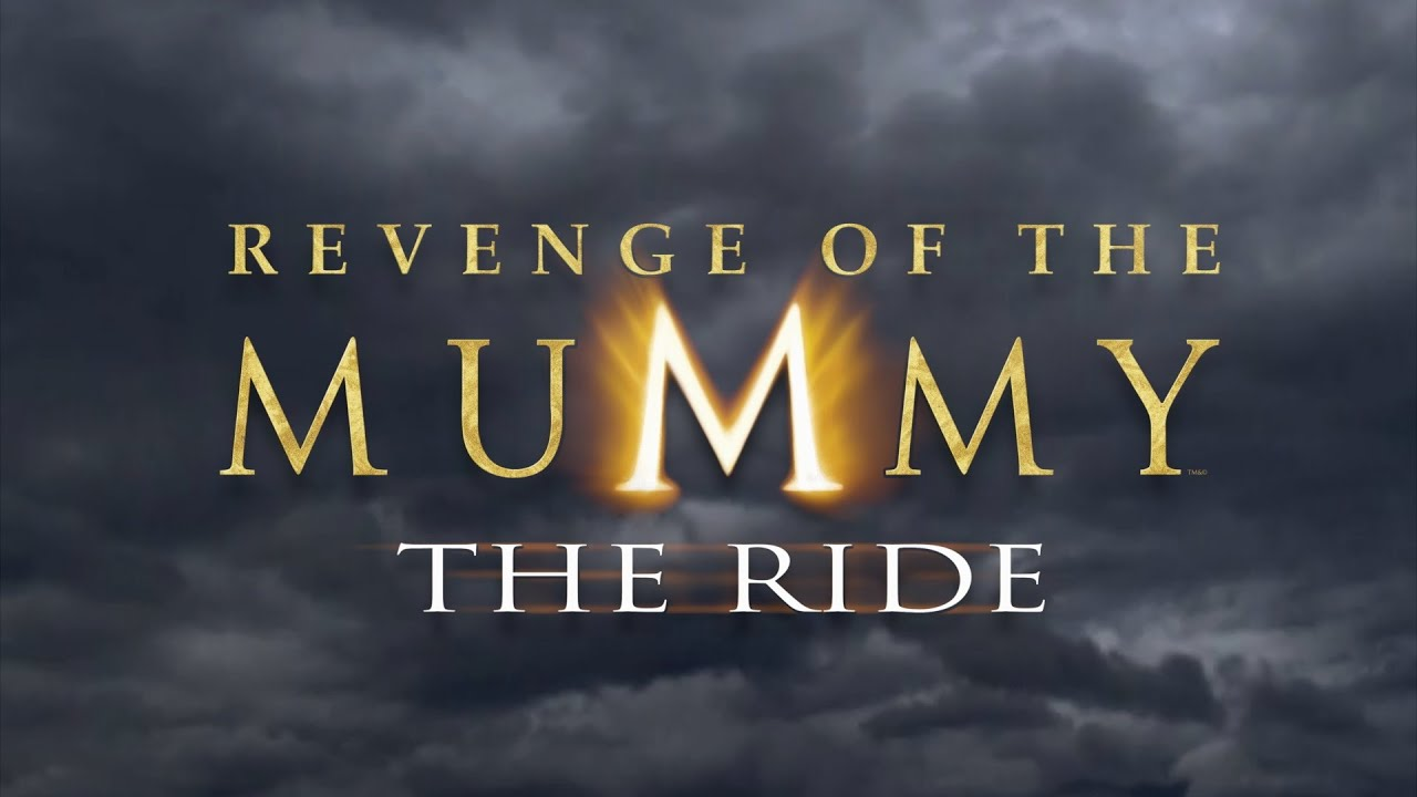 Download 16th Anniversary Revenge of the Mummy The Ride at Universal Studios Hollywood Tribute