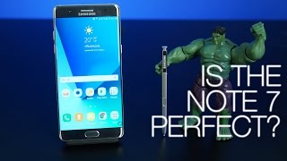 Samsung Galaxy Note 7 Review - The Perfect Phone?