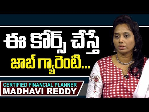 Best Course To Get Job || CPF Certification Full Details || Financial Adviser Madhvai Reddy