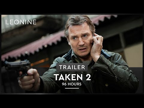 96 Hours - Taken 2 - Trailer (deutsch/german)