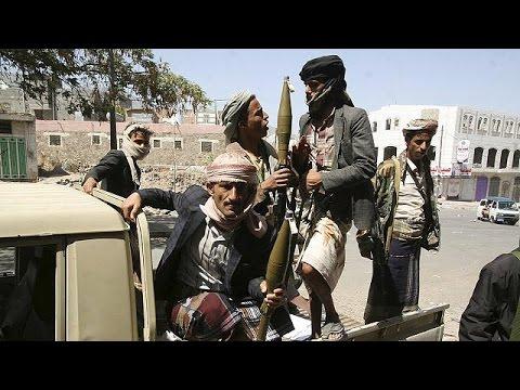 Dozens of Houthi fighters killed on Yemen's northern border