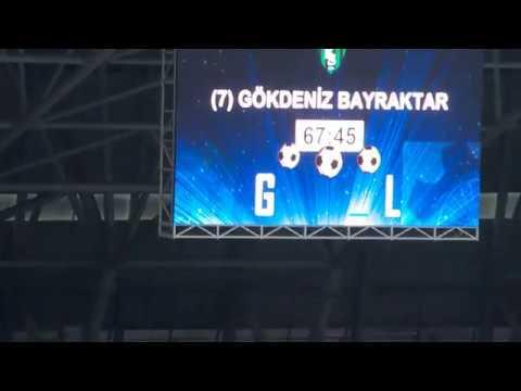 Kocaelispor 3-0 Payasspor (Dk.68 2-0 Gökdeniz Bayraktar) | KOCAELİSPOR