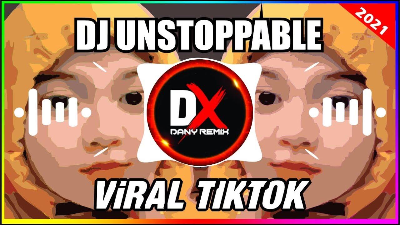 DJ UNSTOPPABLE SIA VIRALL !!!! ANGKLUNG (Dany saputra)