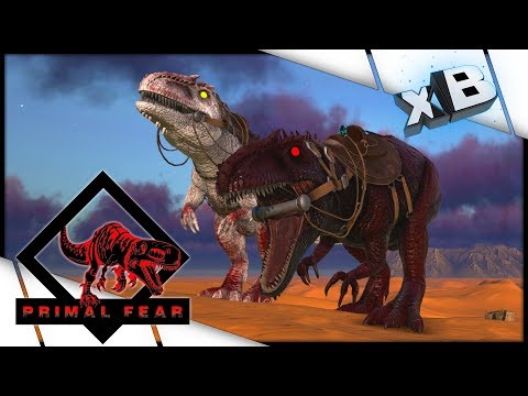 Alpha | Apex Giga Tames! :: Modded ARK: Scorched Fear :: E37