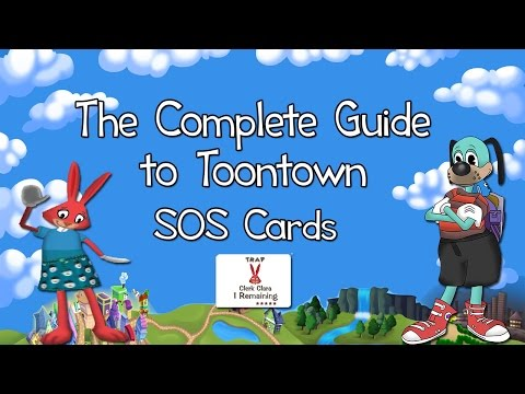 Complete Guide To SOS Toons In Toontown!! (Toontown Rewritten)