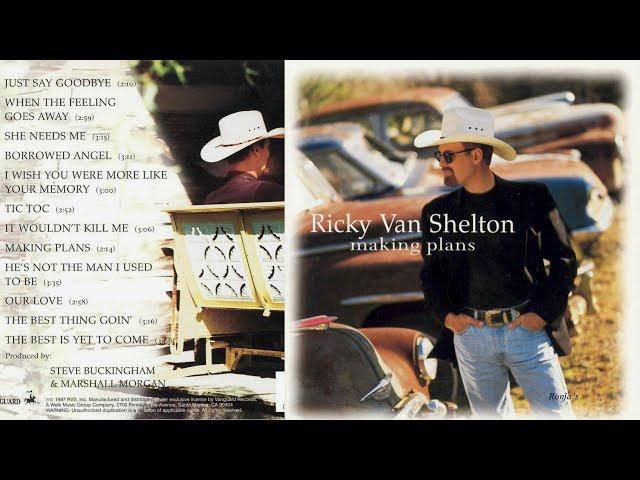 Ricky Van Shelton ~