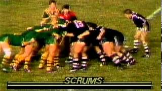 Rugby League: Aus v NZ 2nd Test 1983