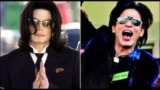 Shah Rukh Khan's tribute to Michael Jackson