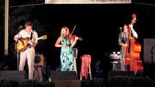 """Hot Club of Cowtown - """"Orange Blossom Special"""" - CHIRP, Ridgefield, CT, 7.25.13"""