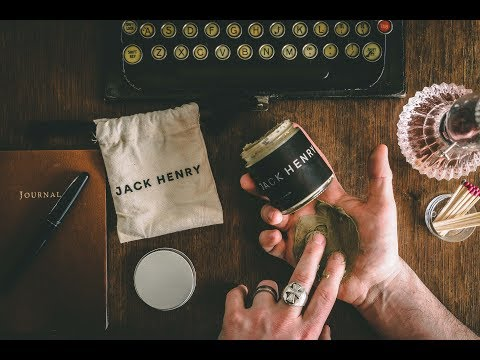 Hair Products 2018 l A Clay Pomade YOU should know about l Jack Henry Product Review