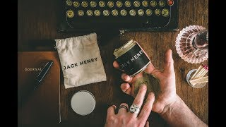 Hair Products 2018 l A Clay Pomade YOU should know about l Jack Henry Product Review thumbnail