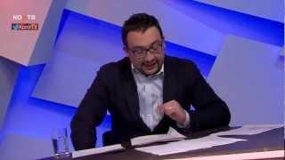 Newsroom - Геннадий Гудков, Дмитрий Галочкин 14/03/2013 1 часть