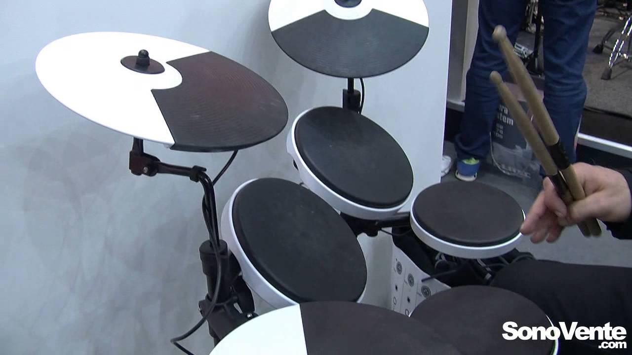 roland td 4kp musikmesse 2013 youtube. Black Bedroom Furniture Sets. Home Design Ideas