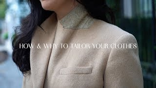 The Power Of Tailoring | TAILORING 101