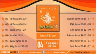 İsmail Biçer - Fussilet 30/36
