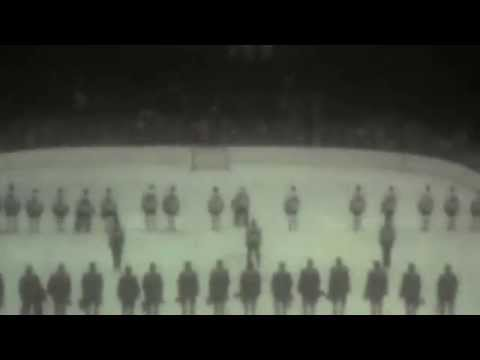 1976 Chicago Blackhawks vs. the Soviet Wings